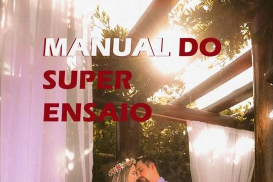 MANUAL DO SUPER  ENSAIO !