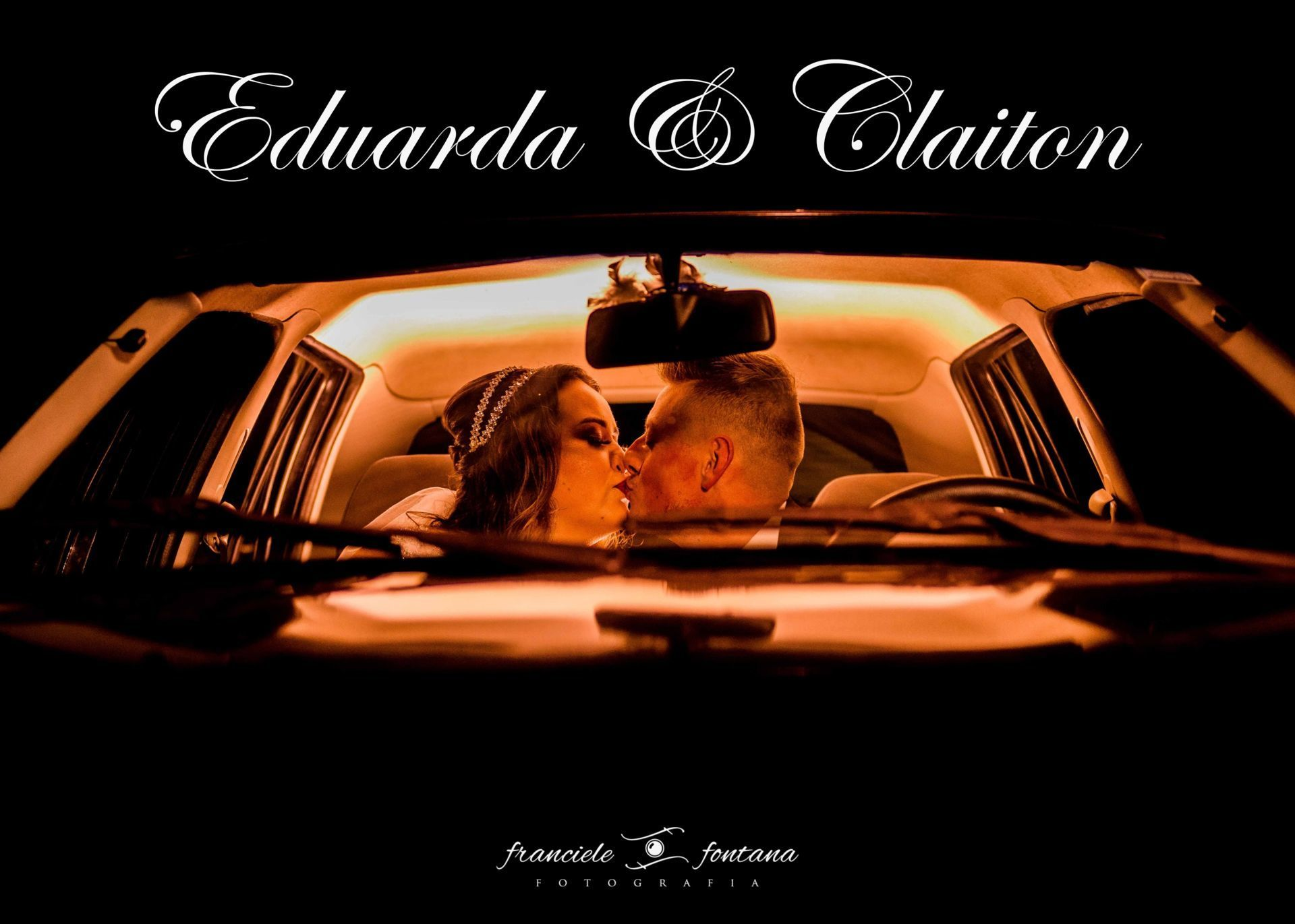 EDUARDA & CLAITON | WEDDING 19/10/2019